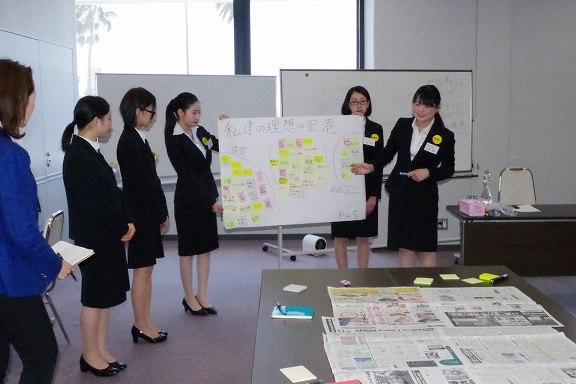 2013年宮崎空港ビル社員研修3